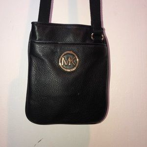 Women's Michael Kors Leather Crossbody